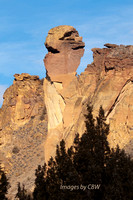 Monkeyface at  Smith Rock
